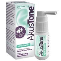 Akustone spray d/uszu 15 ml