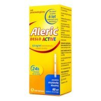 Aleric Deslo Active rozt.doust. 0,5mg/ml 6