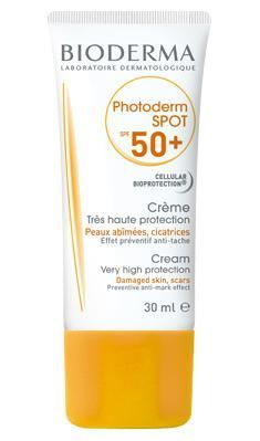 BIODERMA PHOTODERM SPOT Krem SPF50+  30ml