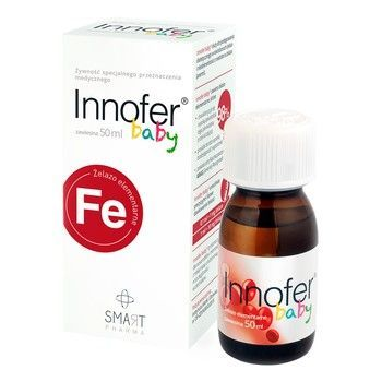 Innofer baby zaw. 50 ml