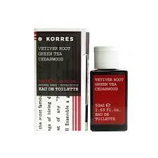 KORRES Woda toaletowa MEN Vetiver 50ml