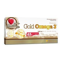 OLIMP Gold Omega 3 1000mg kaps.miękkie 60k