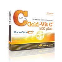 OLIMP Gold-Vit.C 500 Plus Pure Way kaps. 3