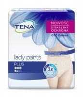 TENA Lady Pants Plus Medium 9 szt.